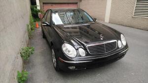 Mercedes Benz E320 (GAS) RWD 2003Y. Full equip W211