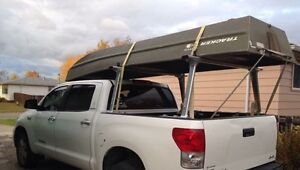 14' Tracker topper boat package for sale