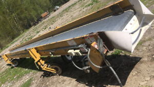 Conveyor is still for sale and cab-over motor, Mill is sold