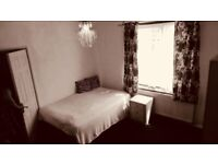 One person will have a double room 8 min walk to white city underground and westfield