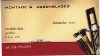 montage/assemblage