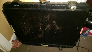 New radiator from '86 dodge