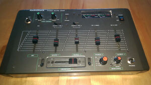 4-Channel Stereo Mixer