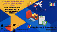 WE OFFER LOWEST GUARANTEED RATES FOR SUPER VISA AND VISITORS INS