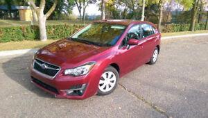 2015 Impreza RARE MANUAL TRANSMISSION! HIGHLY MOTIVATED SELLER