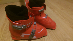 SKIS  &  BOOTS     $125.00