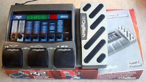 Digitech RP-350 Modelling Guitar Effects Pedal