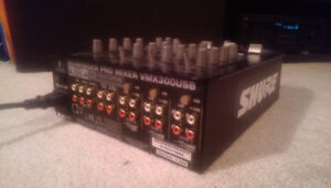 Behring VMX-300 USB Mixer (AS-IS) - working!