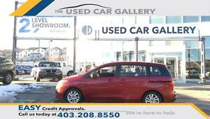 2014 Mazda Mazda5 GS at, Clean CarProof, No dealer Fees!!