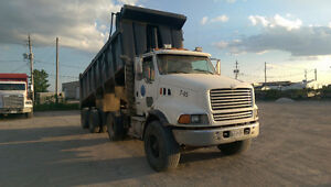 1999 Sterling Dump Truck Safety Certified E Tested