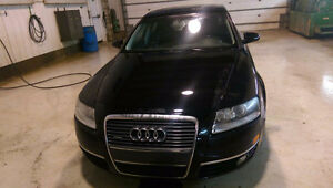 2005 Audi A6 Quattro Luxury Sedan
