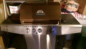 Sterling BBQ with Cover