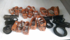 Pipe Hangers - various sizes