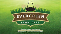 Evergreen Lawn Care FREE ESTIMATE / ESTIMATION GRATUITE