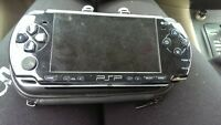 PSP second generation , no charger BEST OFFER