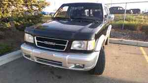 1999 ISUZU TROOPER LIMITED