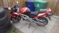 2003 SV650S *Quick sale*