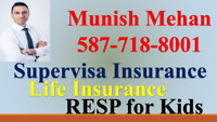 Supervisa & Visitor Insurance Free quotes 403 651 0012
