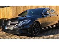 Mercedes-Benz S63 2014 replica s350 LWB for sale  Sheffield, South Yorkshire