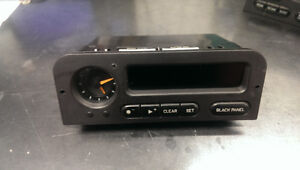Saab 900NG T5 System Info Display SID2