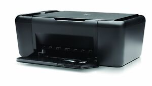 HP Deskjet  printer, scanner and copier