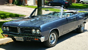 1965 Acadian Beaumont custom