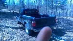 2001 Ford Ranger, 135,000kms