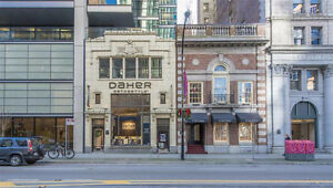 7200 sf Retail Strata in Downtown Vancouver! 840 -848 W Hastings