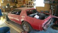 1989 camaro project, 350 sbc rebuilt turbo 350 trans
