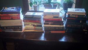 BOOK SALE! $2 each or 3/$5