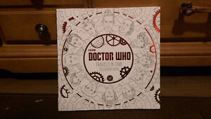 Doctor Who Colouring Book - Brand New!!!
