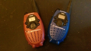 Motorola talkabout walkie-talkie