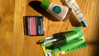 Various make up products for sale