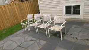 Free Outdoor Chairs