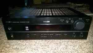 Yamaha 5.1 receiver and Energy 5.1 speaker package
