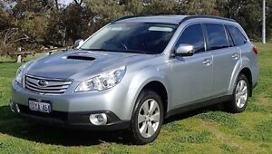 2012 Subaru Outback Wagon 2.0D Hamersley Stirling Area Preview