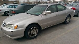 2000 Acura 3.2TL Alloy Sedan