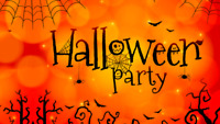 Halloween Party Decor for RENT