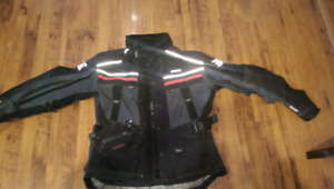 Olympia Ranger Motorcycle Jacket, Like New Size L