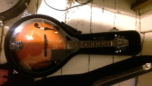 Smoky mountain mandolin