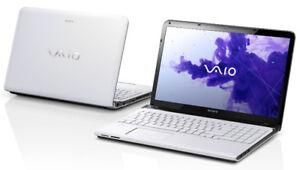 Sony 15.6' laptop(i3 2nd/4G/320G/HDMI/Webcam)$339