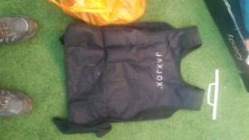 Jaxjox weighted training vest