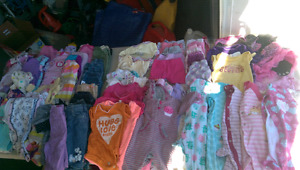 Baby girl clothes 0-12month