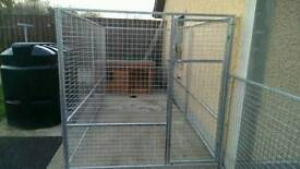 Dog pens, washing lines, gates and railings for sale..