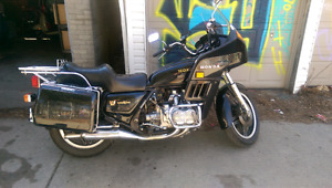 1980 Honda Goldwing GL 1100