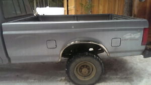Ford Truck Long Box 8 Foot