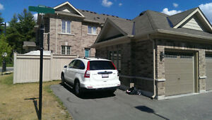 Clean, Spacious newly built 3 Bedroom House in Pickering