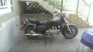 Honda GL1100 Goldwing 1983