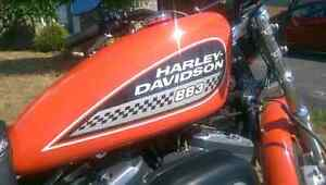 2003 Harley XL 883R FS/FT