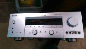 YAMAHA 7.1 RECEIVER HTR 5760 REDUCED
